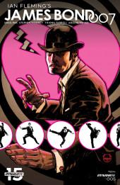 James Bond 007 (Dynamite - 2018) -5- Issue # 5
