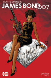 James Bond 007 (Dynamite - 2018) -7- Issue # 7
