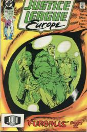 Justice League Europe (1989) -13- Furballs Part II
