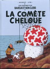 Tintin (en langues régionales) -10Argot- La Comète Chelou