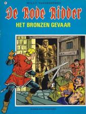 Rode Ridder (De) -98- Het bronzen gevaar