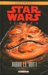 Star Wars - Icones -10- Jabba le hutt