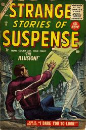 Strange Stories of Suspense (Marvel - 1955) -6- The Illusion!