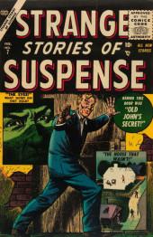 Strange Stories of Suspense (Marvel - 1955) -7- Old John's Secret!