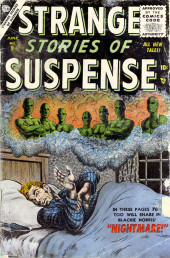 Strange Stories of Suspense (Marvel - 1955)