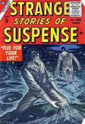 Strange Stories of Suspense (Marvel - 1955) -10- Flee For Your Life!