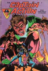 Captain Action -5- Captain Action 5