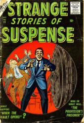 Strange Stories of Suspense (Marvel - 1955) -11- When the Vault Opens!