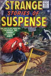 Strange Stories of Suspense (Marvel - 1955) -13- Tachzillo the Terrible