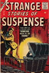 Strange Stories of Suspense (Marvel - 1955) -14- Someone Waits in the Trunk!