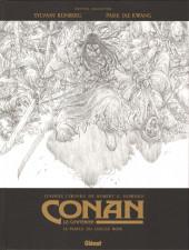 Conan le Cimmérien -8TL- Le Peuple du cercle noir