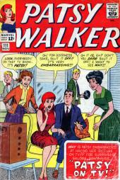 Patsy Walker (Timely/Atlas - 1945) -111- Patsy on TV!