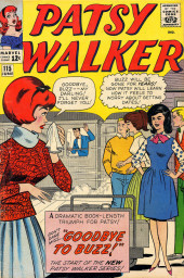 Patsy Walker (Timely/Atlas - 1945) -115- Goodbye to Buzz!