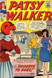 Patsy Walker (Timely/Atlas - 1945) -115- Goodbye to Buzz!