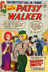Patsy Walker (Timely/Atlas - 1945) -117- Soldier's Sweetie