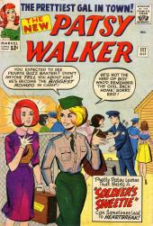 Patsy Walker (Timely/Atlas - 1945) -117- Soldier's Sweetie