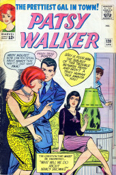 Patsy Walker (Timely/Atlas - 1945) -120- What Will We Do About Nancy Brown?