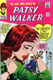 Patsy Walker (Timely/Atlas - 1945) -122- No Greater Love!