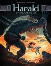 Harald et le trésor d'Ignir -2- Tome 2