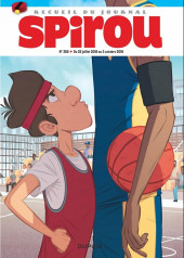 (Recueil) Spirou (Album du journal) -358- Spirou album du journal
