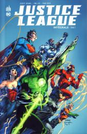 Justice League (DC Renaissance) -INT1- Intégrale - Tome 1