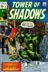 Tower of Shadows (Marvel - 1969) -9- Pickman's Model