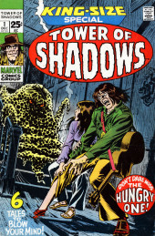 Tower of Shadows (Marvel - 1969) -HS- King size special