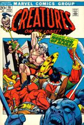 Creatures on the Loose (Marvel - 1971) -16- Gullivar Jones---Warrior of Mars!