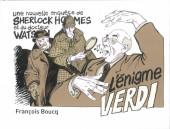 (AUT) Boucq -2019- L'Enigme Verdi