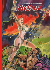 Red Sonja (L'intégrale Frank Thorne) -1- 1976-1977