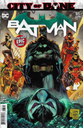 Batman Vol.3 (DC Comics - 2016) -85- City of Bane, Conclusion