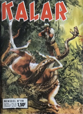 Kalar -119- Les gorilles rouges