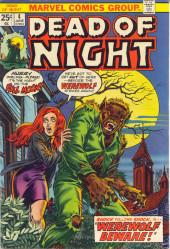 Dead of Night Vol.1 (Marvel - 1973) -4- Werewolf Beware!