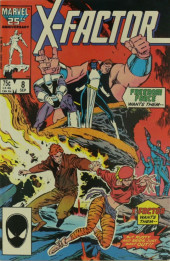 X-Factor (Marvel comics - 1986) -8- Lost and Found!