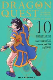 Dragon Quest - Emblem of Roto - Les Héritiers de l'Emblème -10- Tome 10