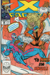 X-Factor (Marvel comics - 1986) -52- To Kill and Angel!