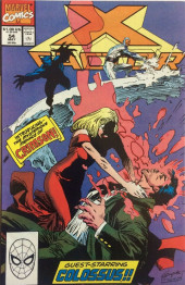 X-Factor (Marvel comics - 1986) -54- Introducing the Mysterious Menace of Crimson!