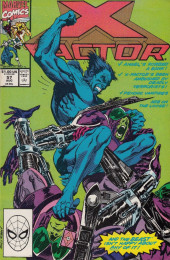 X-Factor (Marvel comics - 1986) -57- Reflections