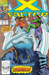 X-Factor (Marvel comics - 1986) -59- Four Lives Come Together-- --As One Begins To Crumble!