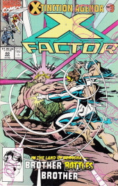 X-Factor (Marvel comics - 1986) -60- X-Tinction Agenda Part 3