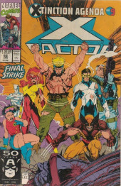 X-Factor (Marvel comics - 1986) -62- X-Tinction Agenda Part 9: Final Strike