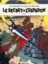 Blake et Mortimer (Les Aventures de) -3d2019- Le Secret de l'Espadon - Tome 3
