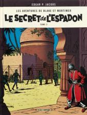 Blake et Mortimer (Les Aventures de) -2d2019- Le secret de l'Espadon - Tome 2