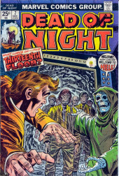 Couverture de Dead of Night Vol.1 (Marvel - 1973) -7- The 13th Floor!