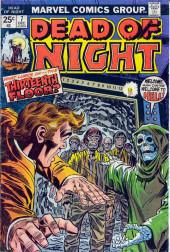 Dead of Night Vol.1 (Marvel - 1973) -7- The 13th Floor!