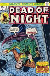 Dead of Night Vol.1 (Marvel - 1973) -8- Midnight Brings Dark Madness!