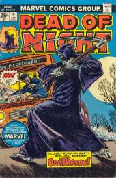Dead of Night Vol.1 (Marvel - 1973) -9- Deathride!