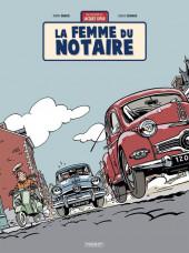 Jacques Gipar (Une aventure de) -4a2018- La femme du notaire