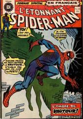 L'Étonnant Spider-Man (Éditions Héritage) -30- L'ombre du vautour !