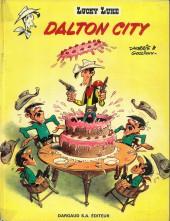 Lucky Luke -34a1969- Dalton city